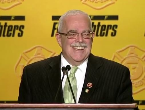 VIDEO: Rep. Gerry Connolly Speaks at IAFF Legislative Conference 2014