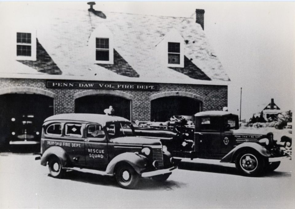 Fairfax County Fire Station 411 Historical Photos (14)