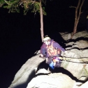 Assisting two hikers who became lost and stranded in Great Falls Park