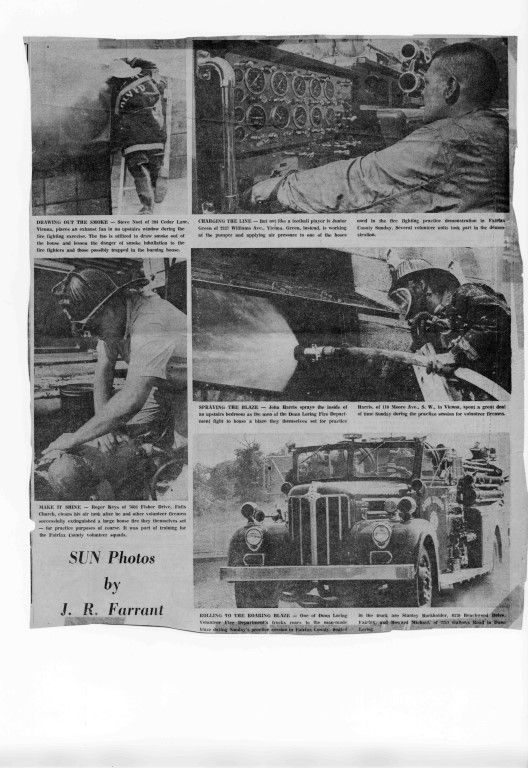Fairfax County Fire Station 413 Historical Photos (1)