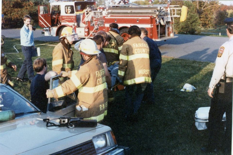 Fairfax County Fire Station 415 Historical Photos (2)