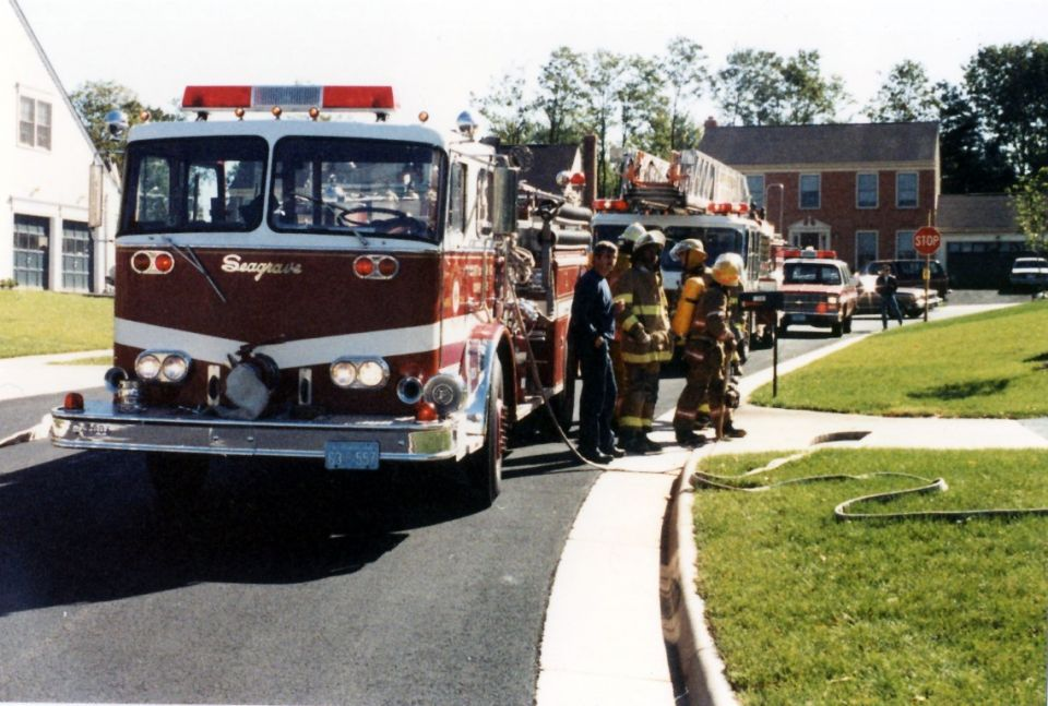 Fairfax County Fire Station 415 Historical Photos (4)