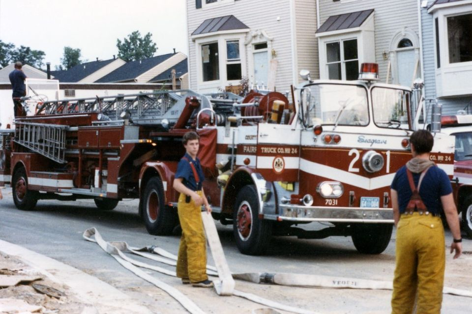 Fairfax County Fire Station 421 Historical Photos (10)