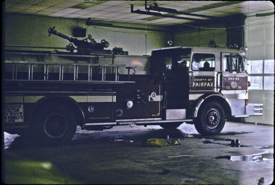 Historical - Fairfax County Fire Station 422 - Springfield (6)