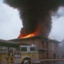 Little River Tpk. Bank Fire