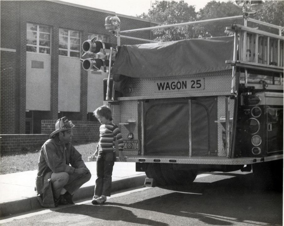 Historical - Fairfax County Fire Station 425 - Reston (46)
