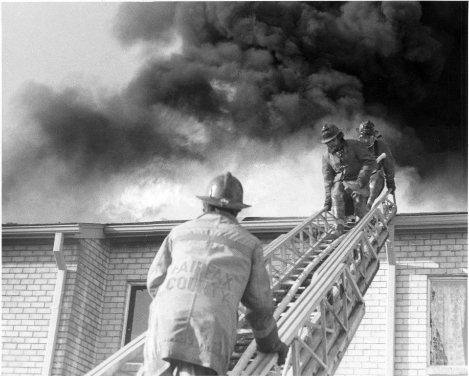 Fairfax County Fire Station 428 Historical Photos (2)