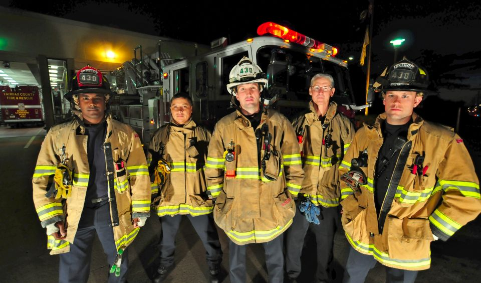 Sep 2013 TL430. Lt Devlin, Tech Munt, FF Rodrigues, FF Kaulfners and VFF Jacobs.