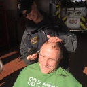JAN 11 2016 - HUGE CONGRATS to the crews at Fire Station 30C in Merrifield who helped in the fight against pediatric cancer via the St. Baldrick's Foundation by shaving their heads! Thanks to all who donated and assisted in the event. BALD IS BEAUTIFUL!