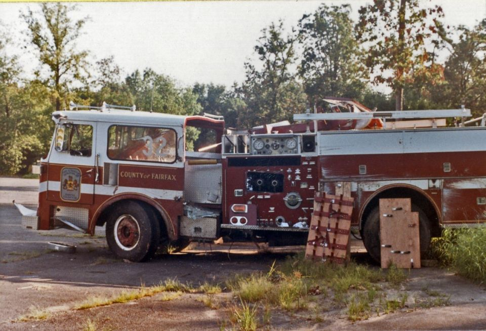 Fairfax County Fire Station 32 Historical Photos (4)
