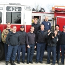 Merry Christmas from Fairfax County Fire Station 439 - C Shift (North Point)