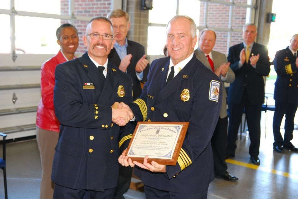 Fairfax County Fire Station 42 - Opening Ceremony (92)
