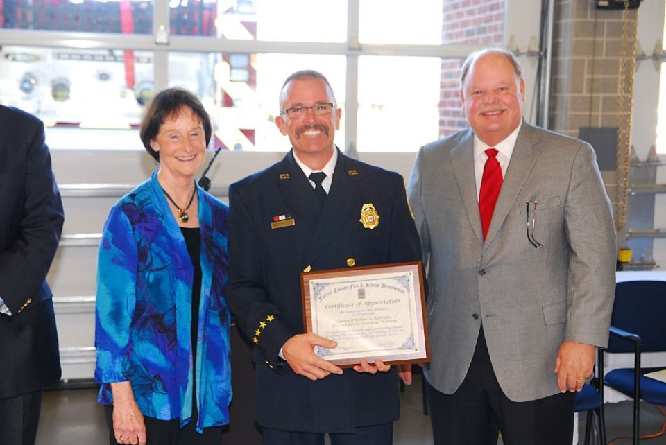 Fairfax County Fire Station 42 - Opening Ceremony (93)