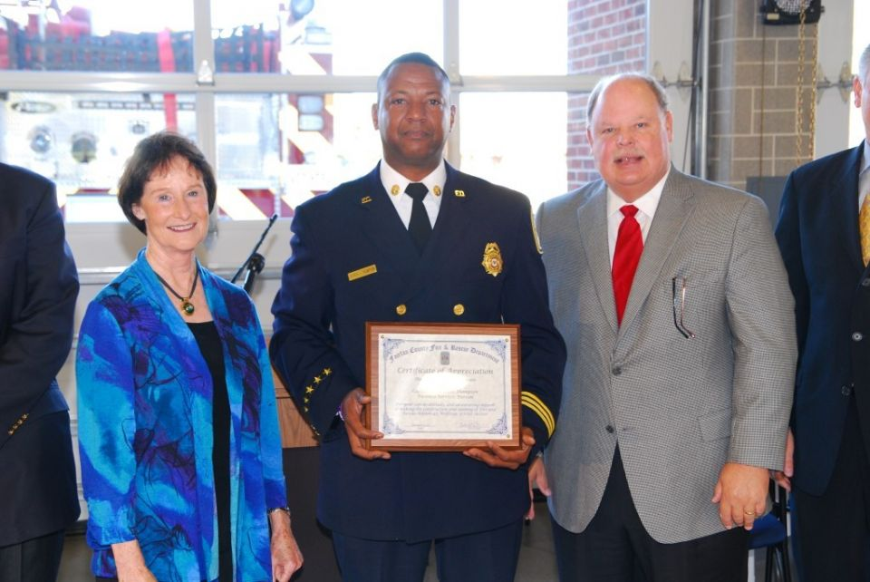 Fairfax County Fire Station 42 - Opening Ceremony (89)