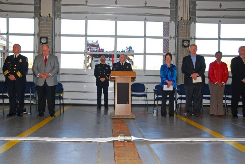 Fairfax County Fire Station 42 - Opening Ceremony (53)