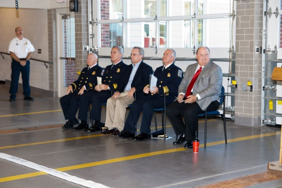 Fairfax County Fire Station 42 - Opening Ceremony (56)
