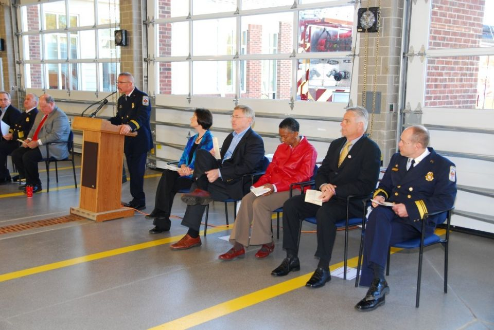 Fairfax County Fire Station 42 - Opening Ceremony (55)