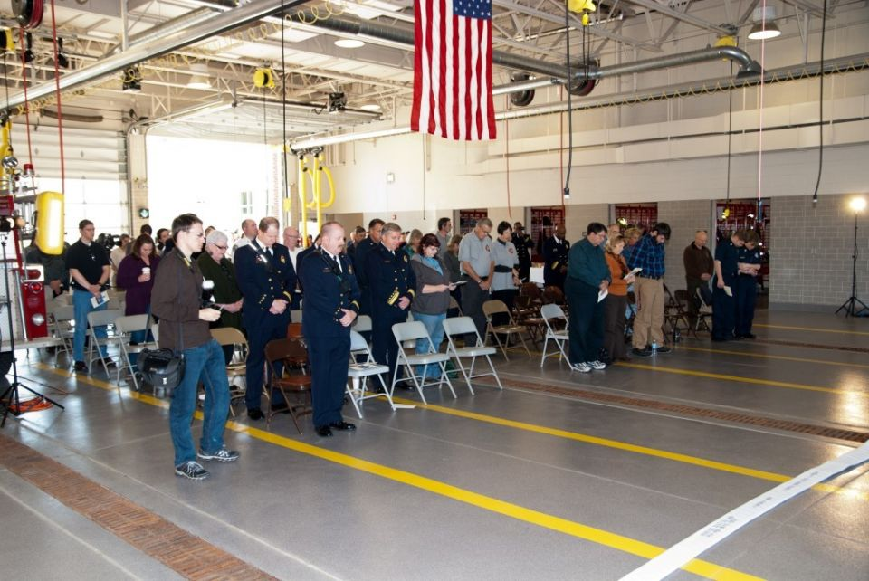 Fairfax County Fire Station 42 - Opening Ceremony (54)