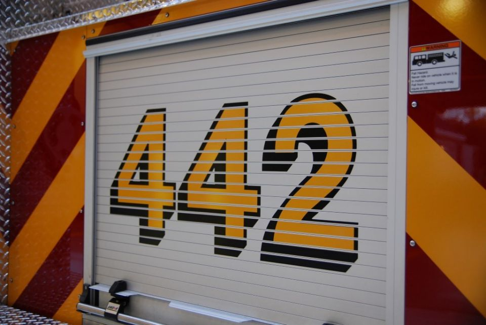 Fairfax County Fire Station 42 - Opening Ceremony (8)