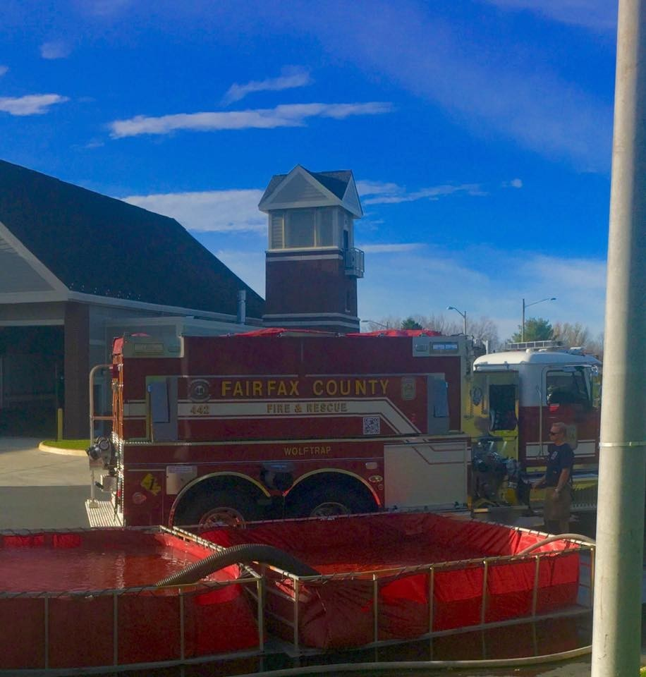 Drafting Ops at the fire station. 11/27/15