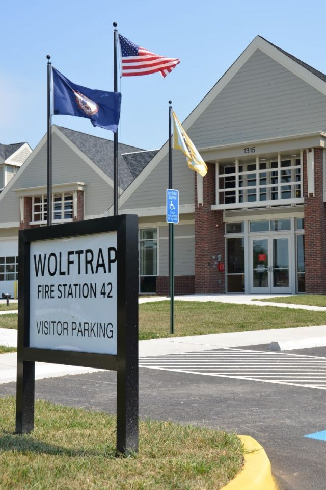 Fairfax County Fire Station 42 - Wolf Trap (31)