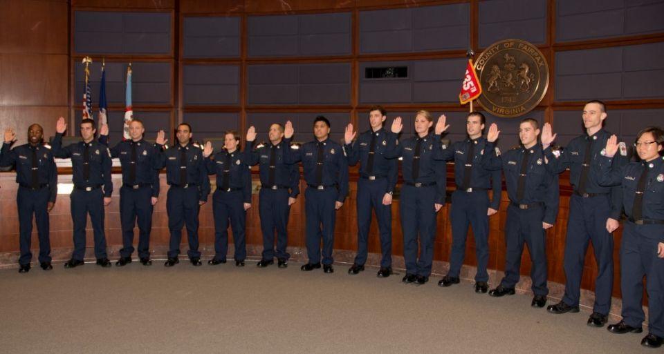 135th Recruit School Graduation Ceremony (85)