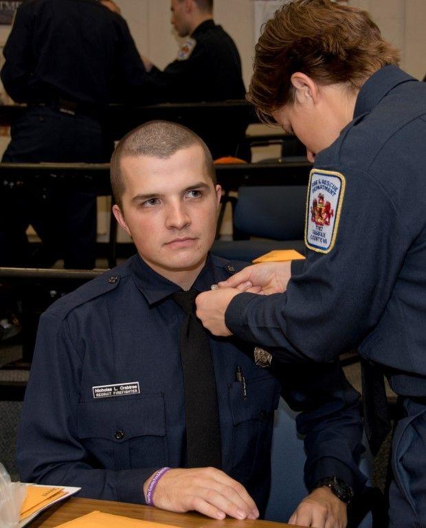 135th Recruit School Graduation Ceremony (46)