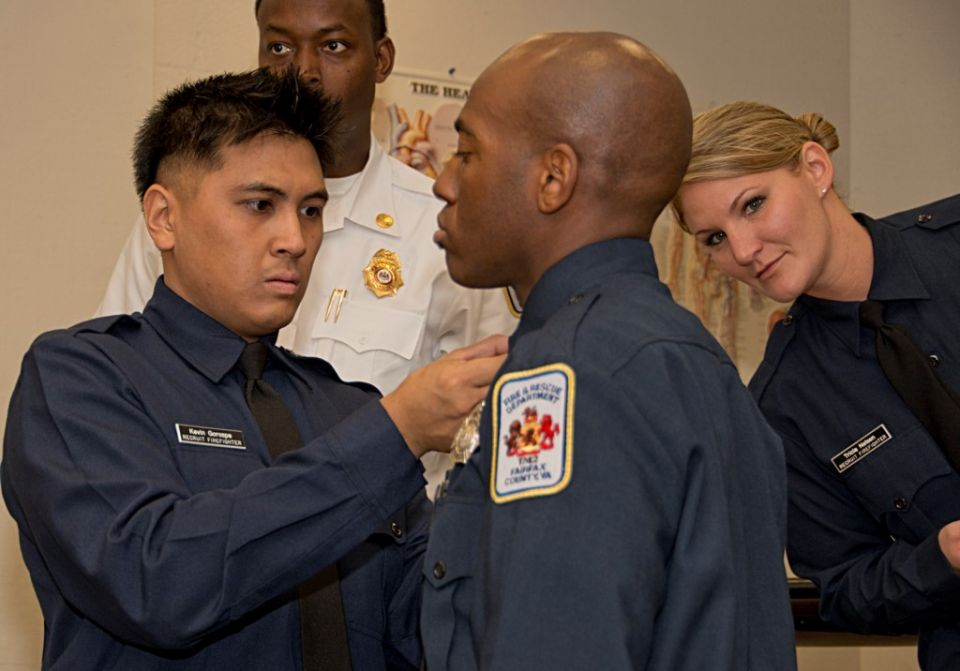 135th Recruit School Graduation Ceremony (48)