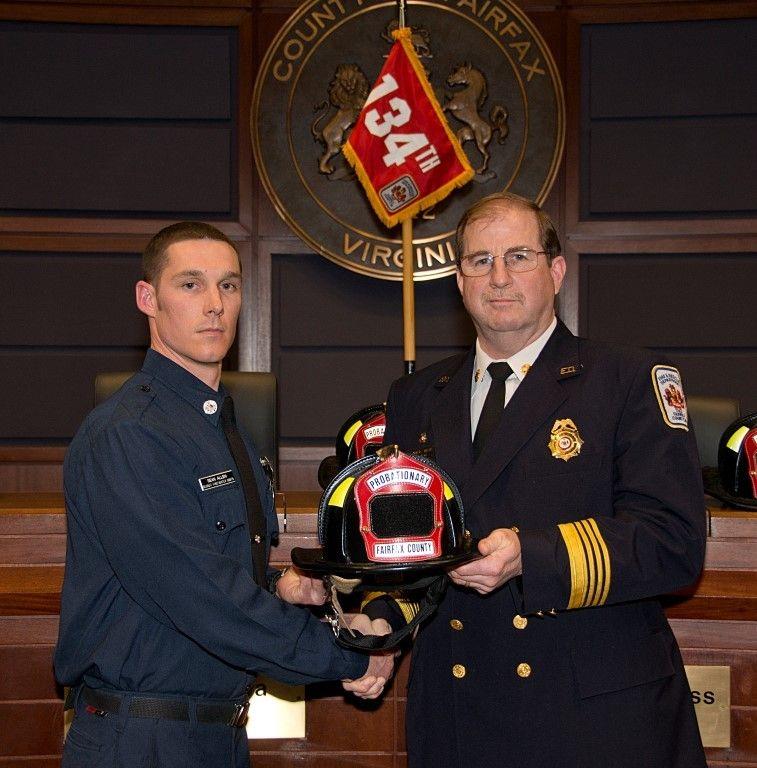134th Recruit School Graduation Ceremony (91)
