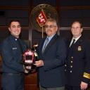 134th Recruit School Graduation Ceremony (102)