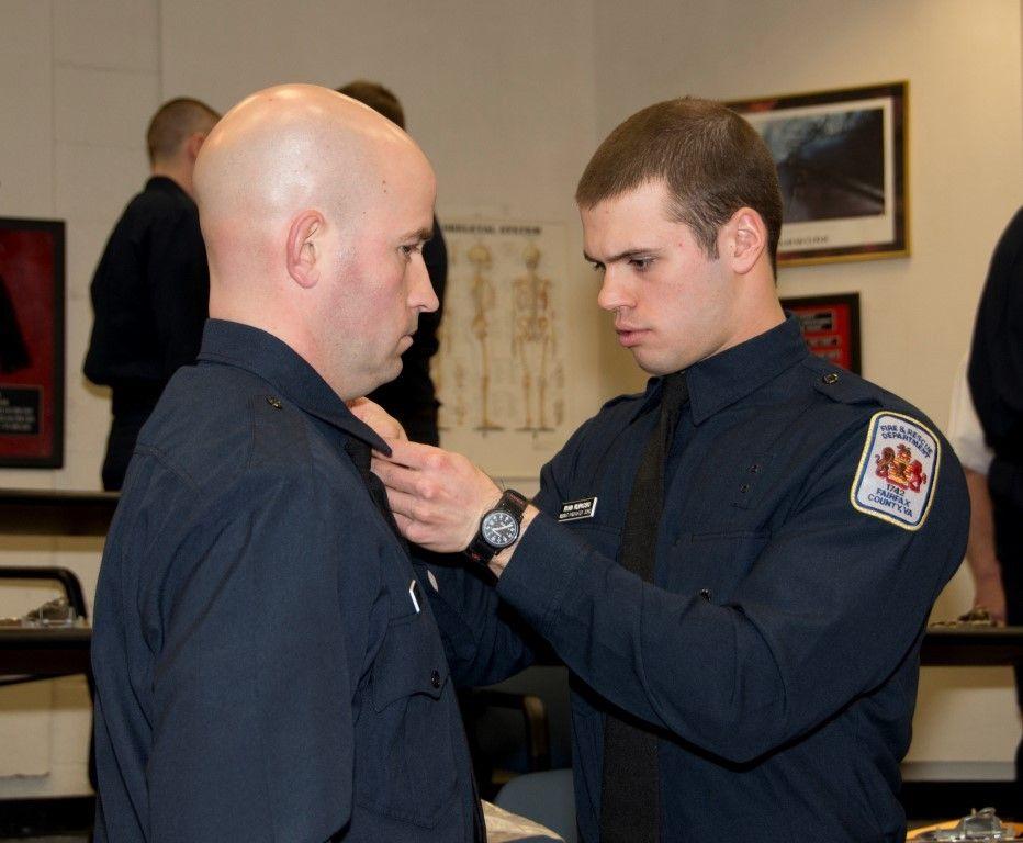 134th Recruit School Graduation Ceremony (52)