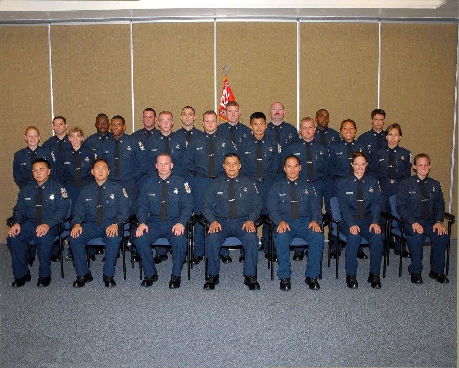 Fairfax County Fire & Rescue Recruit School (121)