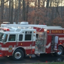 Historical - Fairfax County Fire Station 405 - Franconia  (160)