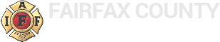 Fairfax County Professional Firefighters & Paramedics website logo