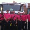 2012 Pink T-Shirts