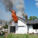 June 14, 2013 Training - Live Burn
