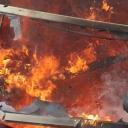 April 17, 2013 Training- Live Burn