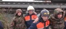 Челябинская область помогла коллегам из Кургана ликвидировать ряд крупных условных ЧС