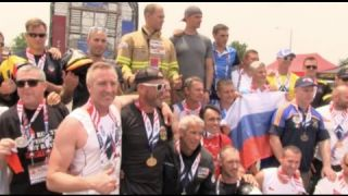 Ultimate Firefighter, 7/3/15, World Police and Fire Games