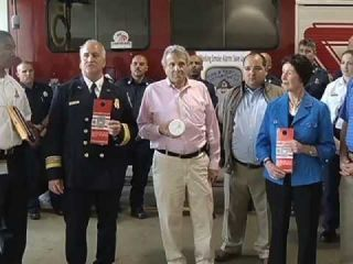"Fire and Rescue Launches ""Safety in our Community"" Program with Smoke Alarms, Tips"