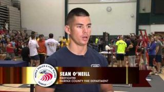 Day 3 Toughest Competitor Alive, World Police & Fire Games