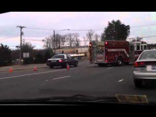 Fairfax County Accident