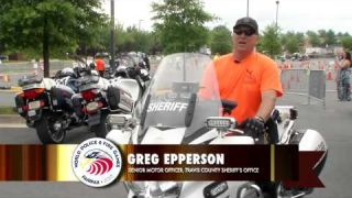 Day 1 Motorcycle Competition, World Police & Fire Games Street