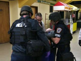 Firefighters train for active shooter emergencies