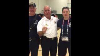 2015 World Police Fire Games Fairfax vs Hong Kong