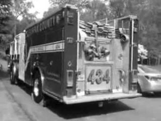 Fairfax County Engine 434 - MVA w/ Medic 433
