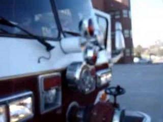 Fairfax county,Va fire engine in service in Delaware