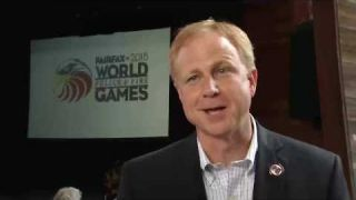 Closing Ceremonies, World Police & Fire Games
