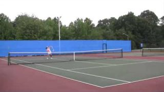 Tennis 6/26/2015, World Police and Fire Games