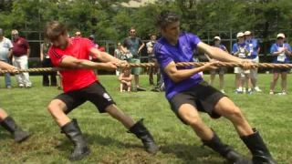 Day 5 Tug of War, World Police & Fire Games